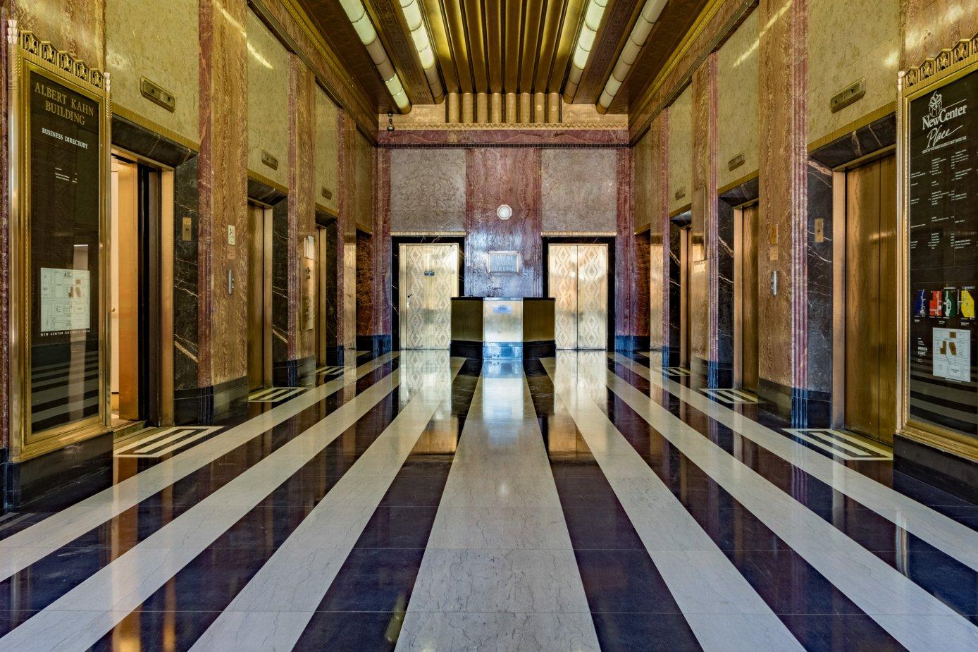 Historic Albert Kahn building sold | Lutz Financial Services